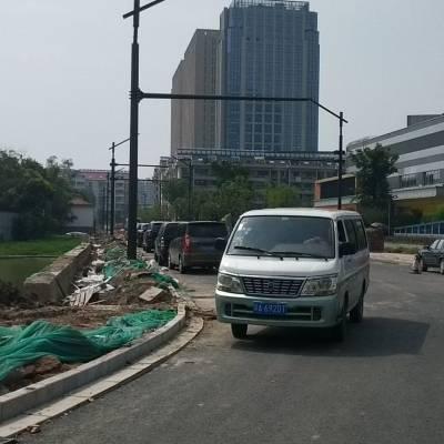 交通标志牌材质 道路设施八角杆件专业生产厂家 江苏斯美尔光电科技有限公司