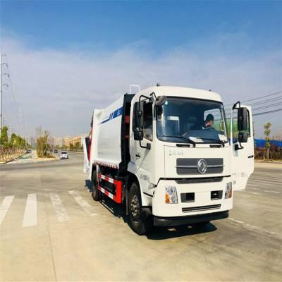 道路垃圾转运车 江铃凯悦8吨移动式垃圾车 不超重的垃圾转运车