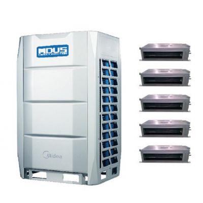 北京美的商用中央空调 美的变频多联机厂家安装MDV-560W/D2SN1-8V1