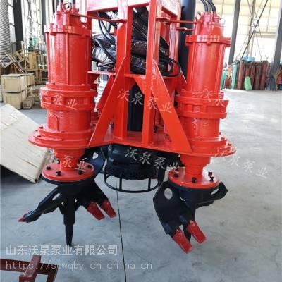 4kw潜水抽沙泵-耐磨潜水清淤泵-小型泥浆泵厂家现货