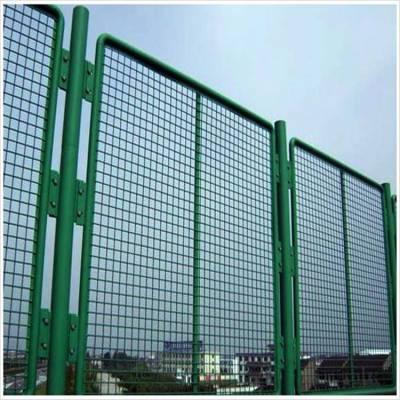 永安果圆围栏网-小区隔离栅-足球场围网价格