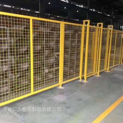 安阳防护栏加工厂 室内室外围网铁丝网厂家 鹤壁哪有做围网的做围网就选仁久