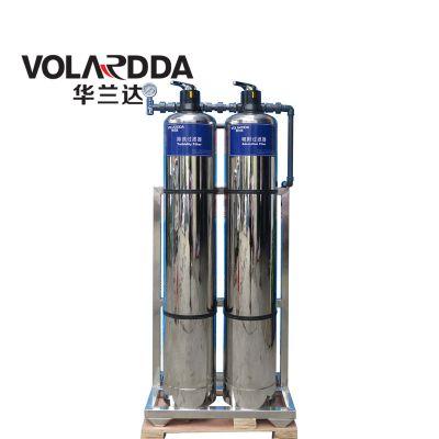 广西井水净化设备 大新县酒店中央净水器 华兰达高标准四级净化设备