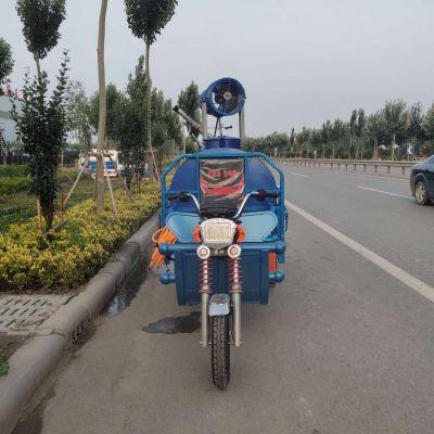 杭州厂家直销环卫洒水车电动三轮洒水车