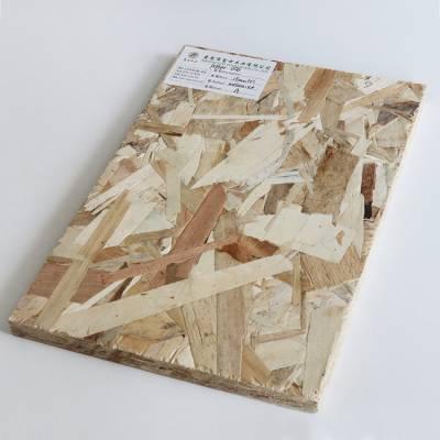 鑫富士 厂家直销 定向刨花板 装饰家具建筑包装用 定向铺装加厚刨花板 建筑保温板 木板材