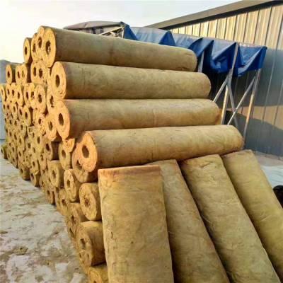 河北厂家直销 岩棉保温管 A级岩棉管 品质保证