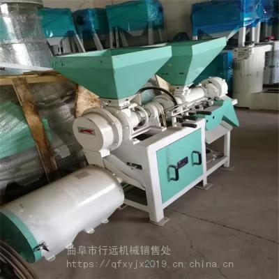 大型三分离苞米去皮制糁机 玉米脱皮磨面打糁机 粟米磨碴子机厂家