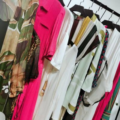 2020年春夏产品【凯伦诗】绚丽非凡 OL通勤时装 品牌折扣女装货源批发