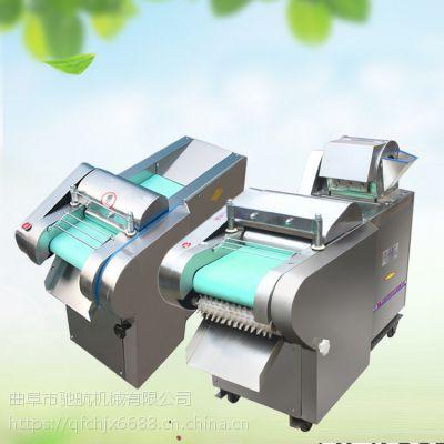 亚博国际真实吗机械 多功能商用切菜机价格 木耳切丁机 1000型多功能切菜机 厂家