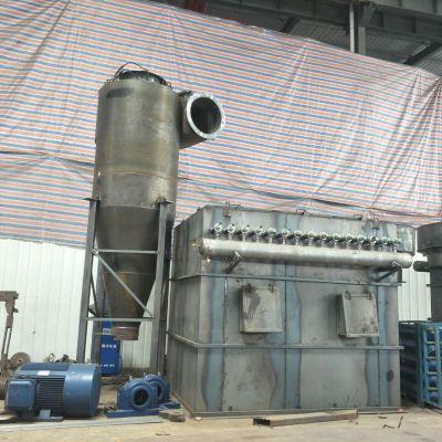 环保新一代旋风除尘设备996布袋山东志庆生产厂家