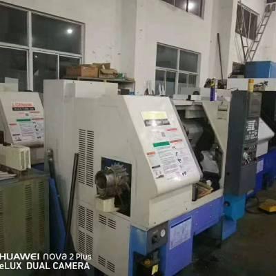 厂家处理抵账机【马扎克QTN200-500u车铣复合】二手车铣复合八寸中空卡盘