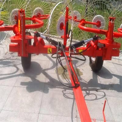 实用新型搂草机走进节粮型畜牧业