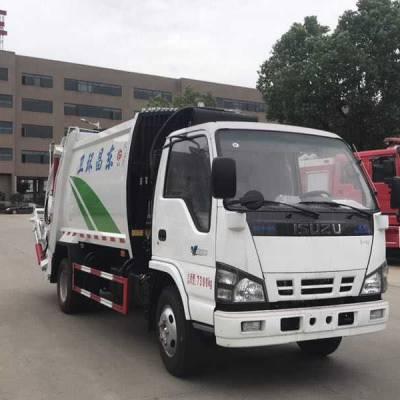 宜春市12立方压缩垃圾车可分期