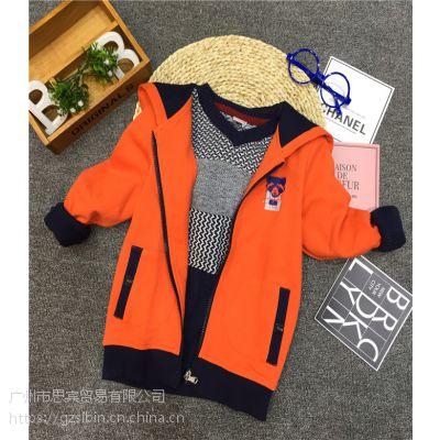 红孩儿冬季童装淘宝直播货源推荐广州思宾服饰
