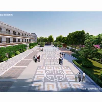 甘肃园林景观设计工程公司推荐-甘肃园林景观设计