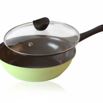 安徽铸铁炒锅-「创新厨具」好品牌-铸铁炒锅批发