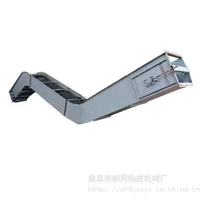 电力行业用全自动刮板输送机_通用型建材刮板输送机_链条式能耗低刮板输送机市场价格