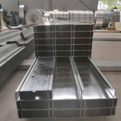 江苏钢中杰压型板厂生产C型钢C100*70*70*1.6