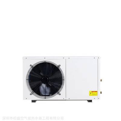 宜昌市商用酒店旅馆别墅格力10P空气能热水工程