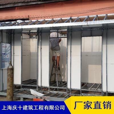 金属雕花板广场移动厕所_庆十多功能移动厕所_抗氧化移动厕所制造商