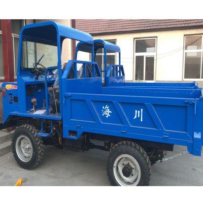 四川云南贵州柴油四驱农用自卸拖拉机 四不像车厂家