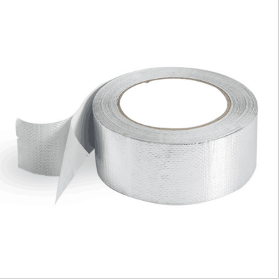 江苏省常熟市厂家直接销售铝箔玻仟布胶带 玻仟布铝箔胶带 阻燃铝箔玻仟布