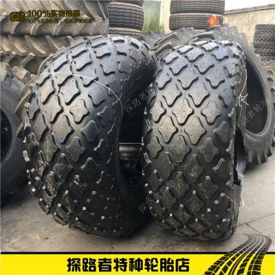 安耐特国宝 压路机轮胎 23.1-26 压路机轮胎 菠萝花纹 三包