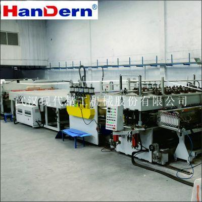 中空格子板设备 中空板生产线 PP板设备
