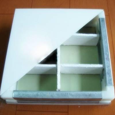 玻镁岩棉手工夹芯板-苏州大定净化(推荐商家)