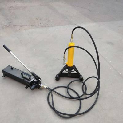 卡博恩直销手提式钢筋弯曲机 液压钢筋弯圆机 分体式钢筋弯曲机