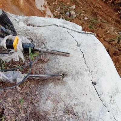 采石场石头怎么破碎速度快