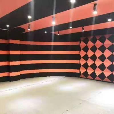 聚酯纤维吸音板有传统软板一样的柔顺、丰富的自然材料质感体验