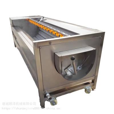 热销高效大姜加工设备 鲜姜加工流水线 鲜姜深加工设备