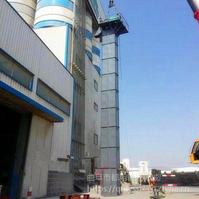 活性炭粉斗式提升机 11米高水稻斗式提升机 树脂颗粒斗式提升机