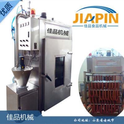 大型全自动烟熏炉 鸡鸭鹅烟熏设备厂家直销 佳品食品机械