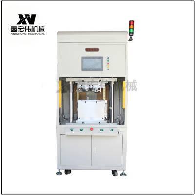 高精密数控液压机 单臂伺服压力机 单柱液压机