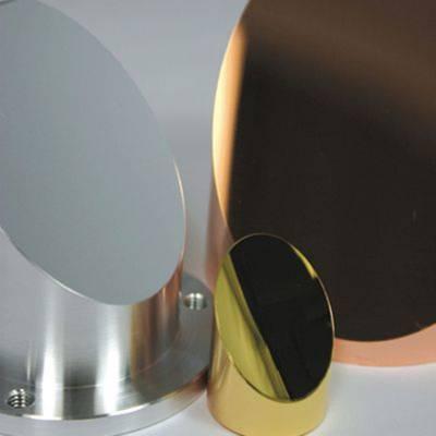 宏升光电 金属膜反射镜 红外单晶硅反射镜 铝反射镜 激光高反射镜 抛物面反射镜