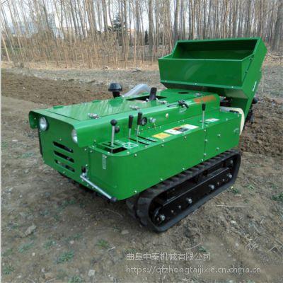 针对硬地块耕整松土机 园林开沟培土管理机 中泰机械