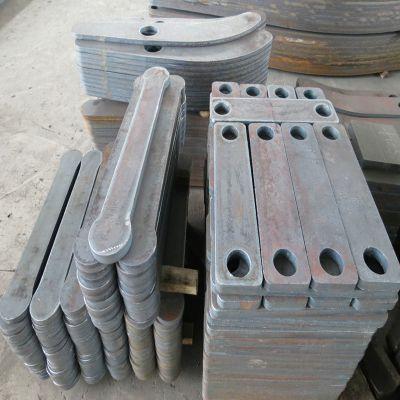 20mm加工切割 Q235材质钢板来图定做