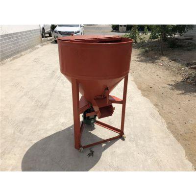 定制不锈钢食品专用搅拌机 干湿两用饲料混合搅拌机 种子包衣机