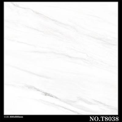 供应灰色通体大理石瓷砖 800*800商场瓷砖 900*900