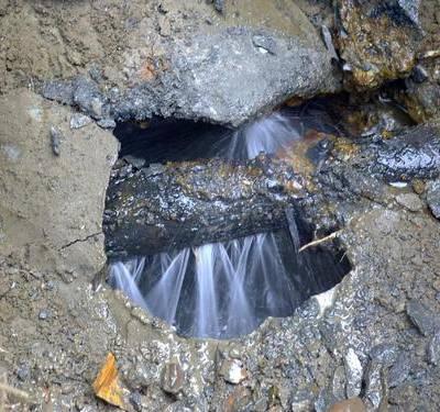 兰溪水管查漏检测-查水管漏点