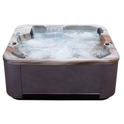 江苏南京奕华卫浴2060x2060新款奢华SPA冲浪恒温加热水疗池成人多人家庭智能按摩浴缸