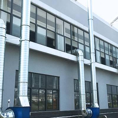 不锈钢伸缩风管-凌安不锈钢风管-合肥不锈钢风管