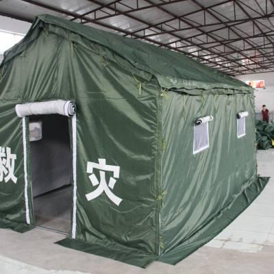 北京厂家直销户外旅游住人施工帐篷 加棉加厚双层帐篷 民用住人保暖帐篷