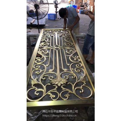 上海金属屏风批发价格