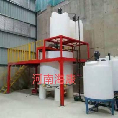 合成复配设备聚羧酸整套设备加工减水剂反应设备哪家好合成复配河南海康环保