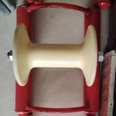 直线滑轮 电缆放线滑轮 电力滑车 桥架滑轮 地缆滑轮 尼龙轮铝轮