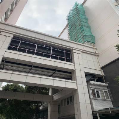 深圳小区门头石纹铝单板 幕墙氟碳铝单板-鼠年新春开工价