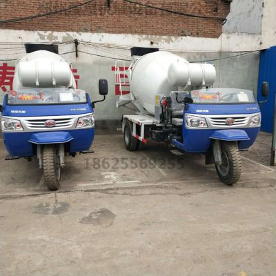 混凝土运输罐车水泥搅拌车价格商混搅拌车报价小型搅拌车厂家